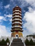 pagoda Ci-en debajo del cielo hermoso Fotografía de archivo libre de regalías