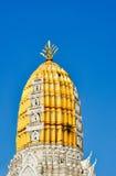 Pagoda in cielo blu Immagini Stock