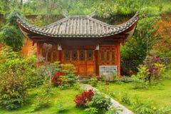 Pagoda in Cina Immagini Stock Libere da Diritti