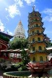 Pagoda cinese Immagine Stock