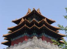 Pagoda cinese Fotografia Stock Libera da Diritti