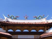 Pagoda cinese antico Fotografie Stock Libere da Diritti