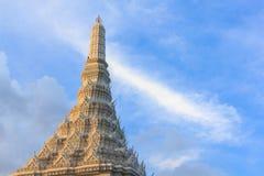Pagoda com céu azul Foto de Stock