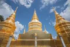 Pagoda d'or photos libres de droits