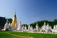 Pagoda 3 d'or Image libre de droits