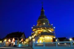 Pagoda d'or Image libre de droits
