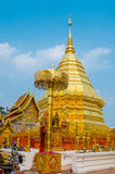 Pagoda d'or Image stock