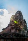 Pagoda d'Anccient Photo libre de droits