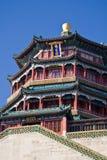 Pagoda da fragrância de Buddha no palácio de verão Fotos de Stock Royalty Free