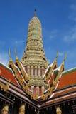 pagoda dach Fotografia Stock