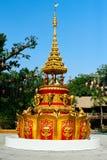 The Pagoda of Dai nationality Royalty Free Stock Images