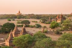 Pagoda dans Bagan Image stock