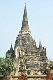 Pagoda dans le temple Photographie stock