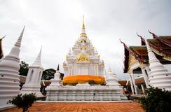 Pagoda dans le temple Photographie stock libre de droits