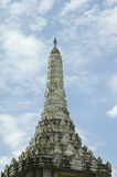 Pagoda dans Wat Phra Kaew Photographie stock libre de droits