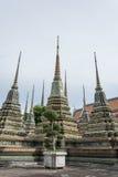 Pagoda dans WatPho Image libre de droits