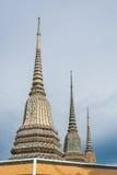 Pagoda dans WatPho Images libres de droits
