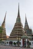 Pagoda dans WatPho Photo libre de droits