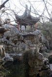Pagoda dans Xitang Ming et Qing Dynasty Residence dans la ville de Xitang, Chine image libre de droits