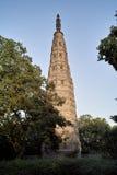 Pagoda de Baochu imagem de stock