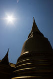Pagoda de Bouddha photos stock