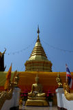 Pagoda de Bouddha en Thaïlande, Asie 15 Images libres de droits