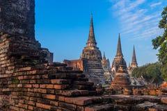 Pagoda de Buda Foto de archivo libre de regalías