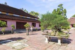 Pagoda de Celestial Lady en tonalidad, Vietnam Imagen de archivo libre de regalías