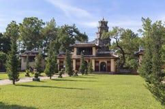 Pagoda de Celestial Lady en tonalidad, Vietnam Fotos de archivo libres de regalías