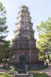 Pagoda de Celestial Lady en tonalidad, Vietnam Imágenes de archivo libres de regalías