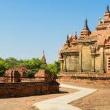 Pagoda de Dhammayazika, Myanmar fotografía de archivo libre de regalías