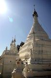 Pagoda de Doi Gongo-MU Fotografía de archivo libre de regalías