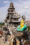 Pagoda de dragon au Vietnam Photos stock