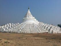 Pagoda de Hsinphyumae image libre de droits