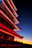 Pagoda de Japão Foto de Stock Royalty Free