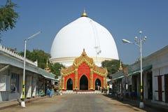 Pagoda de Kaunghmudaw, Sagain, Myanmar, Asia Fotos de archivo