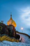 Pagoda de Kyaikhtiyo Fotos de archivo libres de regalías