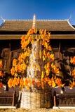 Pagoda de la arena Foto de archivo