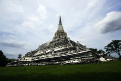 Pagoda de la correa del khao de Phu Imagen de archivo