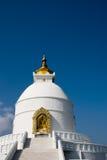 Pagoda de la paz del mundo Foto de archivo