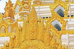 Pagoda de la reliquia del diente de Buda, Rangún, Myanmar Fotografía de archivo