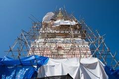 Pagoda de las reliquias de Buda imagenes de archivo
