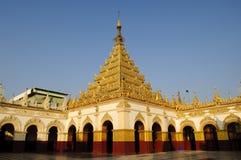 Pagoda de Mahamuni, mandalay Fotos de Stock