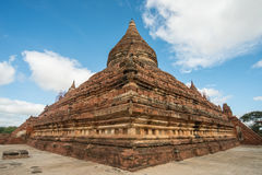 Pagoda de Mingala Zedi en Bagan, Myanmar Fotografía de archivo