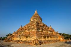 Pagoda de Mingalazedi Foto de archivo libre de regalías