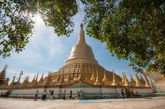 Pagoda de Myanmar Imagen de archivo libre de regalías