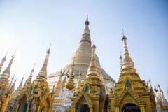 Pagoda de Myanmar Foto de archivo libre de regalías