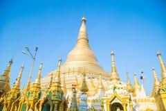 Pagoda de Myanmar images libres de droits