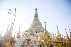 Pagoda de Myanmar Image stock