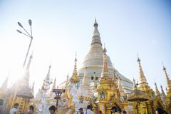 Pagoda de Myanmar photographie stock